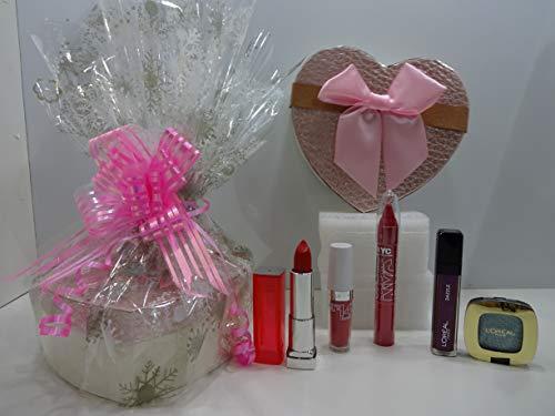 12 pièces Make Up Beauty Box Coffret cadeau – Mix marques 12 pièces Make Up dans une boîte cadeau