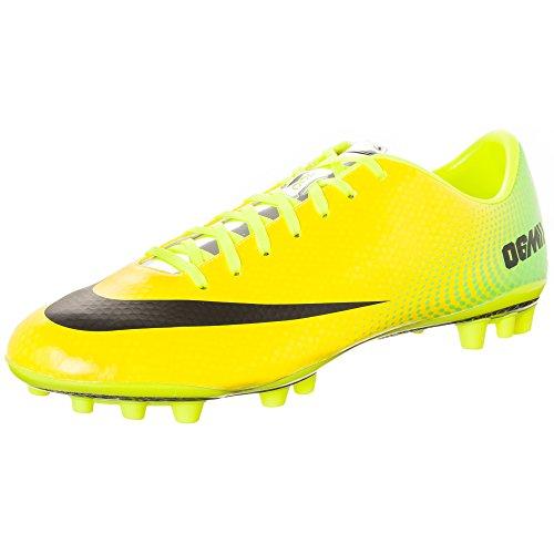 555606 703 Nike Mercurial Vapor IX AG Vibrant Yellow 45,5 US 11,5
