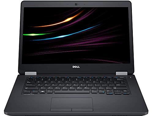 DELL Latitude E5470 Business Notebook, Intel i5 6.Gen 2 x 2.4 GHz Prozessor, 8 GB Arbeitsspeicher, 256 GB SSD, 14.1 Zoll Display, Full HD, 1920x1080, Cam, Windows 10 Pro, 1920 (Generalüberholt)