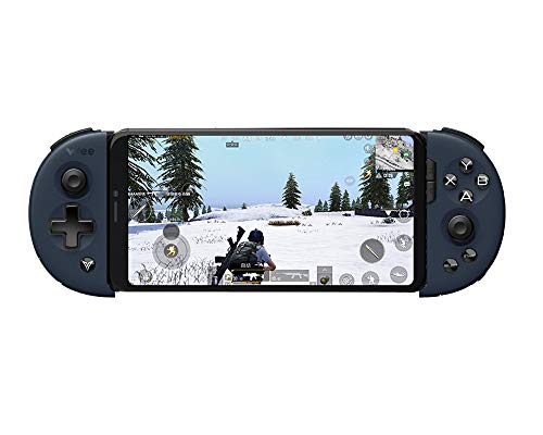 Bounabay Wireless Bluetooth Controller Gamepad for Android iOS Mobile for PUBG Supports Mobile Key Mapping