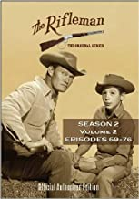Rifleman, the - Season 02 Volume 02