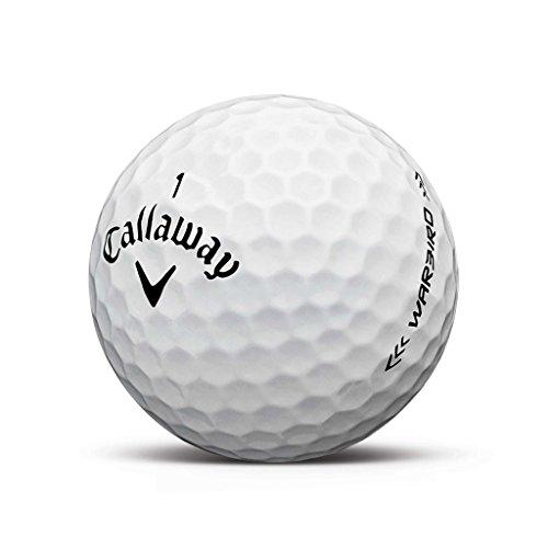 .Callaway Warbird - Individuell Bedruckt mit Ihrem Text Bild oder Logo (24 STK)