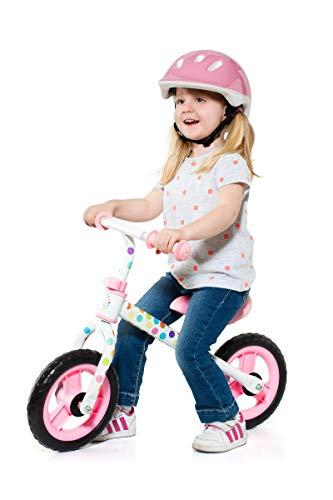 Bicicleta de bebé sin pedales Molto