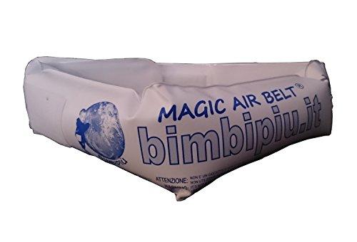 Magic Air Belts - Cinturón flotador para natación