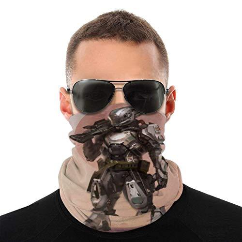 Pañuelo multifunción   Pañuelo para tormenta, unisex, bandanas de microfibra, multifuncional, juego Destiny 2 cuerdas de cuello sin costuras – Soft Dust-Proof Festivals Neck Mask