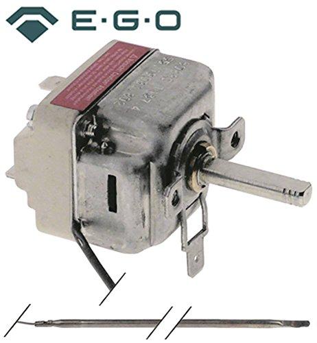 EGO 55.19082.802 - Termostato per GGF, Fimar, Multi, Cookmax, Amatis, Fage, Cuppone max. Temperatura 500 °C 1 polo 16 A