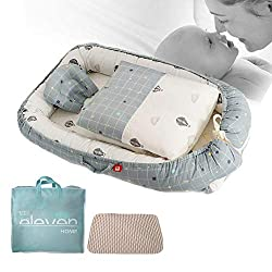 8 The best baby lounger for sleeping 6