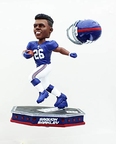 Saquon Barkley (New York Giants) Removable Helmet Bobblehead by Foco