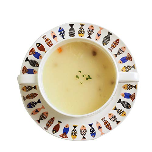 XINGZHE Tazón, vajilla Creativa de Porcelana casera, vajilla Personalizada, Taza de Sopa, Cereal, Postre Occidental, Ensalada de Frutas, tazón de Sopa, Sopa de Avena, microondas vajilla