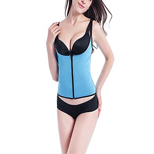 marca blanca Corsé de cintura de satén para mujer, con cordones, deshuesado, Bustier UnderbustXL