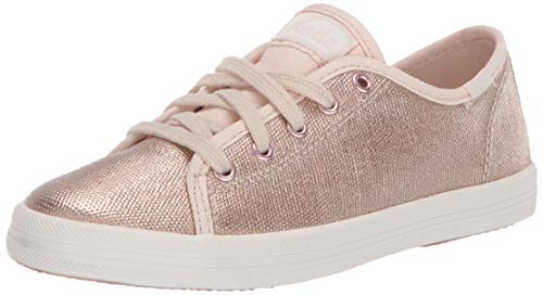 Keds Kids Girl's Kickstart Core (Little Kid/Big Kid) Rose Gold 4.5 Big Kid