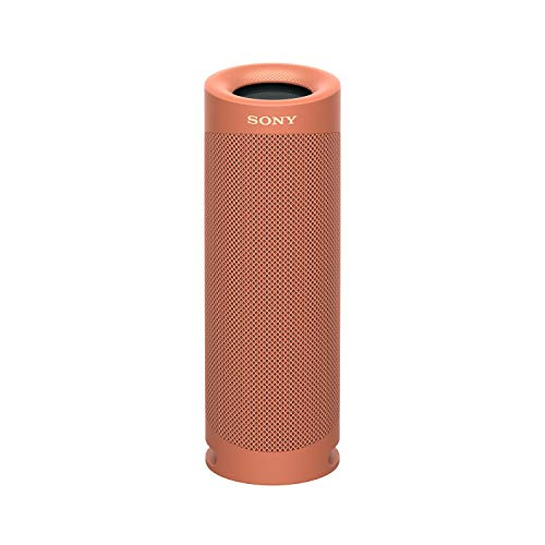 Sony SRS-XB23 - Altavoz Bluetooth Potente, con Luces, Extra Bass, Resistente al...