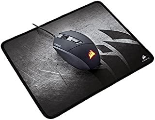 Corsair MM300 Anti-Fray Cloth Gaming Mouse Mat Small Edition 265mm x 210mm x 3mm