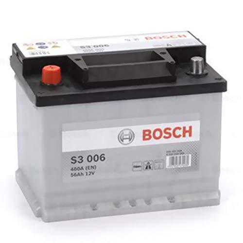 Bosch - Batería S3006 (56 Ah, 480 A)