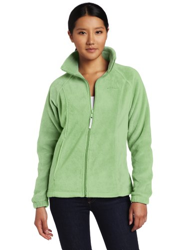 Columbia Women's Benton Springs Full Zip Jacket,...