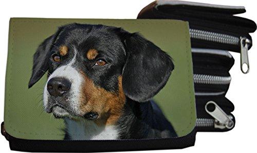 Nanyuk +++ Appenzeller Sennenhund - GELDBÖRSE : Brieftasche : PORTMONEE : Geldbeutel - AZS 01