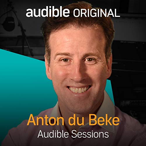 Anton Du Beke audiobook cover art