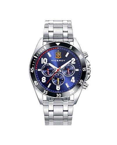 Reloj Viceroy Selección Española Oficial Multifunción 42338-35 + Gorra de regalo