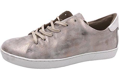 Mjus Damen Sneaker Schuhe Taupe Metallic 265167-0102-0001, EU 39