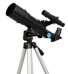 Twinstar 60mm Compact Kids Refractor Telescope