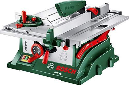 Preisvergleich Produktbild Bosch Tischkreissäge PTS 10 (1400 Watt,  im Karton)