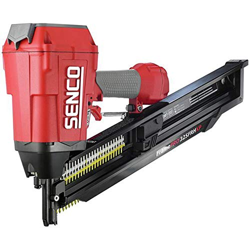 SENCO 4H0101R XtremePro 3-1/4 in. Full Round Head Framing Nailer (Renewed)