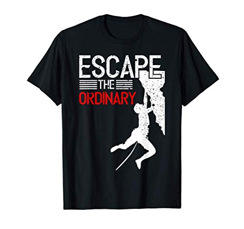 Escape The Ordinary Travel T-Shirt
