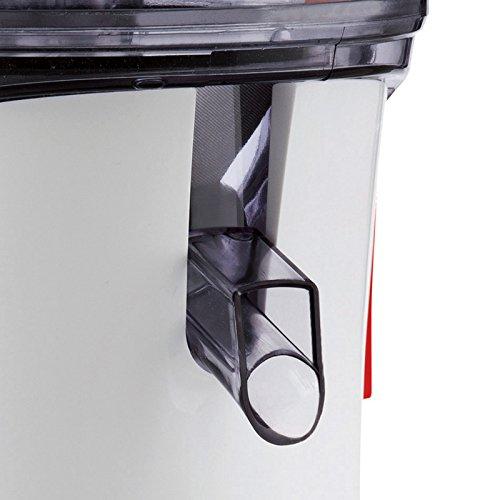 Ufesa LC5000 Activa - Licuadora, 800W, Filtro de acero inoxidable, Depósito extraíble para la pulpa, Sistema de seguridad