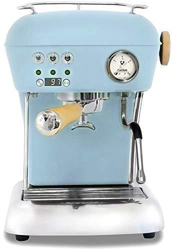 Ascaso Dream Up V3 Programmable Semi-Automatice Espresso Machine w/PID Control (Kid Blue)