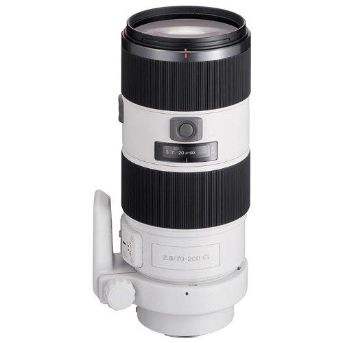 Sony SAL-70200G 2,8 G / 70-200mm Sony Objektiv der G-Serie