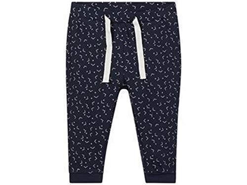 Name It Nbndelucious Pant Noos Pantalon, Bleu (Dark Sapphire), 62 Mixte bébé