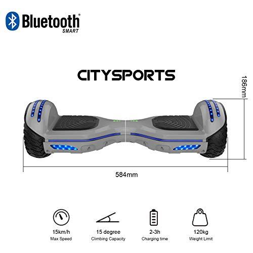 Hoverboard CITYSPORTS Balance Board Bild 3*