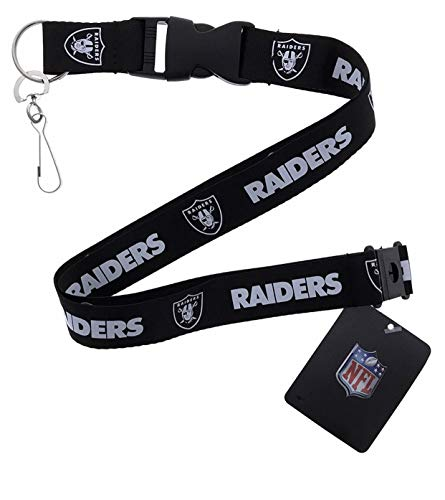 small Funky holder with PSG sports football strap (Black Raiders)