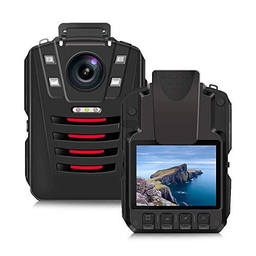 Telecamera impermeabile CAMMHD1296p, visione notturna a infrarossi, 32GB