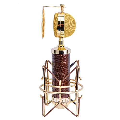 YYZLG Muziek Productie Opname Studio Condenser Microfoon, Professionele Yy Netwerk Anker Computer Opname Microfoon