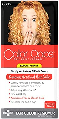 Color Oops Developlus Color Oops Color Remover (extra Strength)