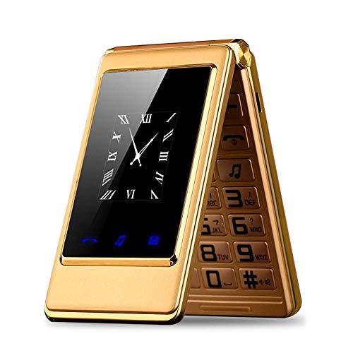 Mini teléfonos, teléfonos plegables con pantalla dual, teléfonos con botones grandes, teléfonos grandes, teléfonos antiguos con teléfonos con pantalla táctil, teléfonos con doble tarjeta y doble modo