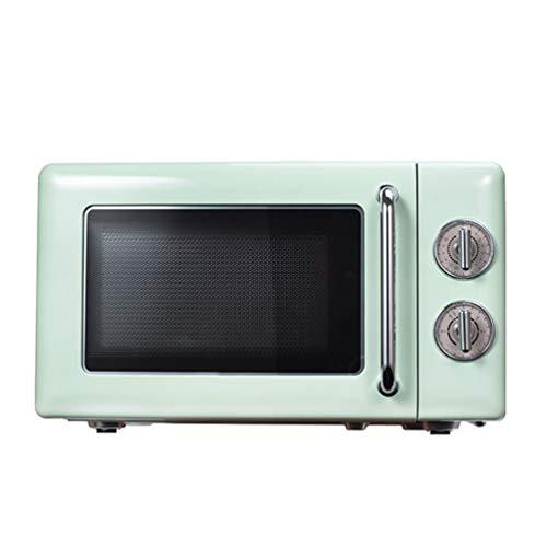 Luffa elves Nouveau Four à Pizza Micro-Ondes Fours Cuisine Cuire RéTro Plaque Tournante IntéGréE Appareils éLectriques Air Con Grill 20l