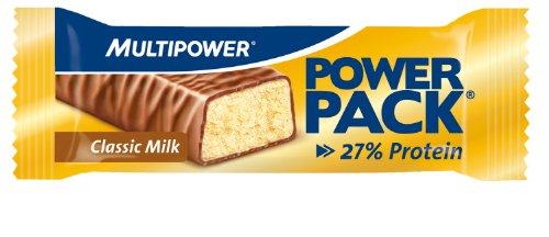 Multipower Power Pack Classic Milk, 6er Pack (6 x 35 g)