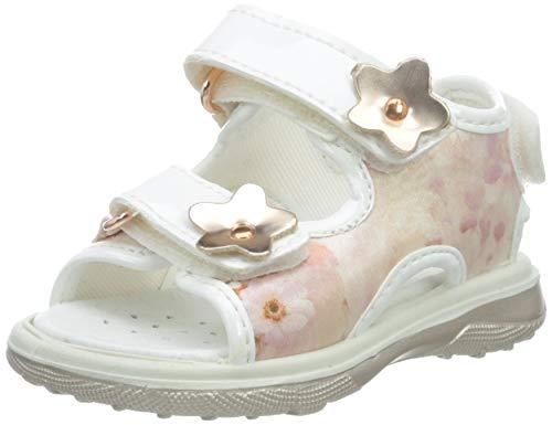 PRIMIGI Baby Mädchen Sandalo PRIMI PASSI Bambina Sandalen, Pink (Rosa/Bianco 5363900), 23 EU