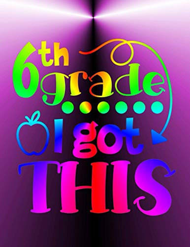 6th grade Got This Workbook: 6th grade learning books level Size: 8.5 x 11...