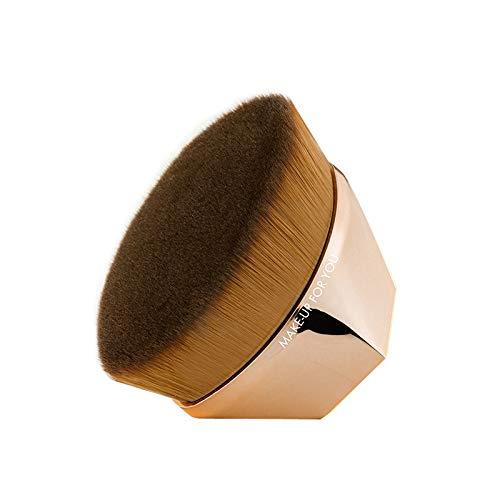 55 pinceau de maquillage multifonctionnel de fondation Mode Conception Poignée Forme Make Up Brosses Professional Maquillage brosse