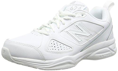 New Balance, Herren Fitnessschuhe, Weiß (White 100White 100), 44.5 EU (10 UK)