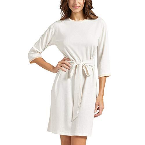 YAMAMAY® Nachthemd aus Jersey, einfarbig, Bamboo, PCCD12100116906, PCCD12100116906 XL