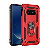 Samsung Galaxy S10E Case, Extreme Protection Military Armor Dual...