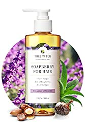Soapberry Shampoo Relaxing Lavender