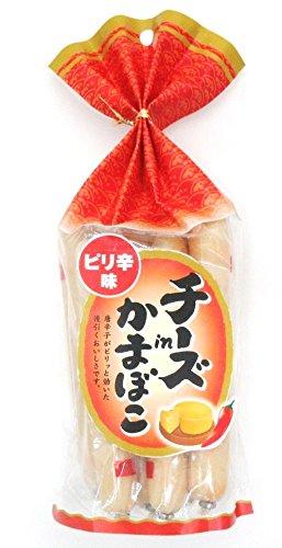 メイホク食品 チーズinかまぼこピリ辛味MH 256g