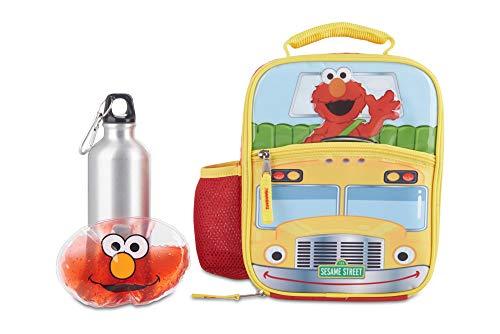 Sesame Street Lunch Box Set for Boys & Girls