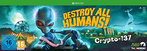 Destroy All Humans! Crypto-137 Edition - Xbox One