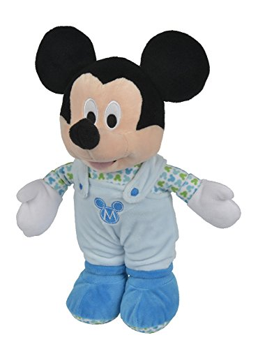 Simba - 6315874811 - Peluche - Disney - Mickey Bébé - 28 cm